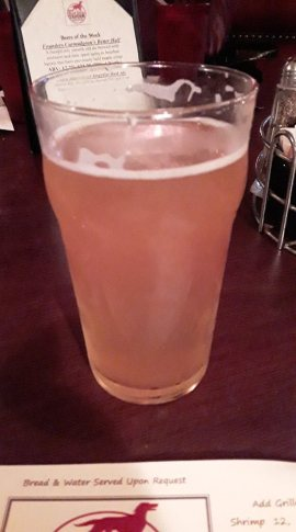 Great Lakes Wheat Beer.