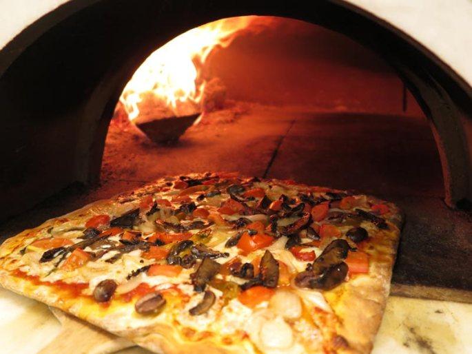 Chanti Brick Oven Pizza